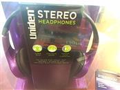 UNIDEN STEREO HEADPHONES 3.5mm